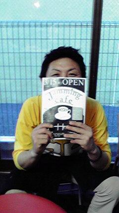 Jamming cafeオープン